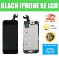 FULL iPhone SE LCD Digitizer Replacement Screen Genuine OEM Black A1723 A1662 UK