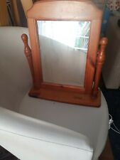 Dressing Table Mirror Pine Bedroom Furniture