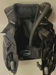 Sherwood Luna BCD for scuba diving