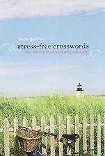 NEW - The New York Times Stress-Free Crosswords: Easy, Relaxing Puzzles