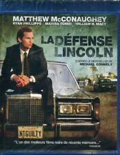 La Défense Lincoln BLU-RAY NEUF SOUS BLISTER
