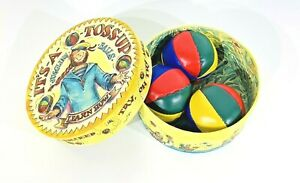 Juggling Balls It's A Toss Up Learn How with 3 Multicolor Balls with Storage Box