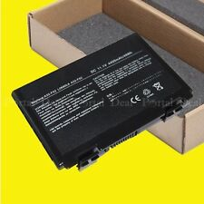 New 6 Cell laptop battery for ASUS K60IJ K50IJ K50I K60I A32-F82 A32-F52 X8B X8D