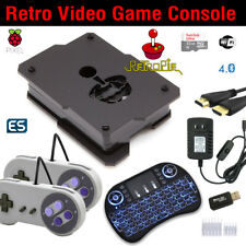 #1 RetroPie 32GB Raspberry Pi 3 Retro Gaming Console **Complete System**