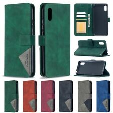 Luxury Leather Flip Wallet Cover Case For Xiaomi Redmi Note 9 Pro 8T 8 7 9A 9C