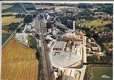 CP 02 Aisne - Marle-sur-Serre - Le silo et la sucrerie - c
