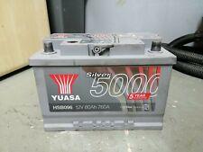 Yuasa HSB096 Car Battery 12V