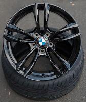 18 Zoll Winterkompletträder 225/40 R18 Reifen Felgen BMW 1er F20 F21 Performance