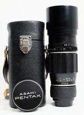 Asahi Pentax Takumar 200mm f/3.5, M42 Screw Mount Lens - VERY CLEAN! (8038)