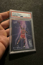 Michael Jordan PSA 7 Ultra Scoring Kings 1993 #5 LAST DANCE Insert Uber Rare NR