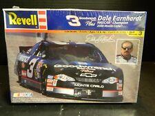 Vintage Revell Dale Earnhardt #3 Plus 2000 Monte Carlo Level 3 85-2585 NIB !2+