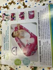 Disney Minnie Mouse Baby Inflatable Bathtub Kid Toddler Bath Tub Portable Pool
