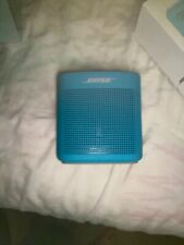 Bose Soundlink Color ii aquactic blue