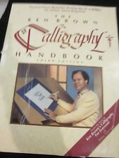 THE KEN BROWN CALLIGRAPHY HANDBOOK VINTAGE THIRD EDITION GENTLY USED