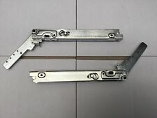 2 x Genuine Westinghouse 665 Gas Oven GRILL Door Hinge WVG665 WVG665W WVG665WNG