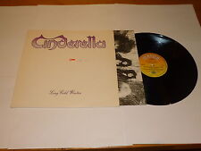 CINDERELLA - Long Cold Winter - 1988 UK 10-track LP