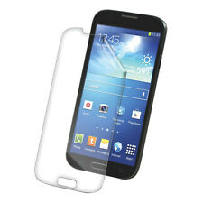 2X (Two) Clear Screen Protectors For Samsung Galaxy S4 (i9500) - PET Film