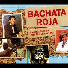 NEW Bachata Roja: Acoustic Bachata From the Cabaret Era (Audio CD)