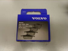 Volvo Genuine Rear Brake Pads S60/V70 01- /S80 -06