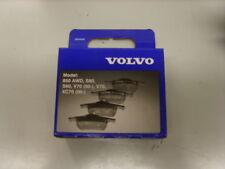 Volvo Genuine Rear Brake Pads S60/V70 01- /S80 -06