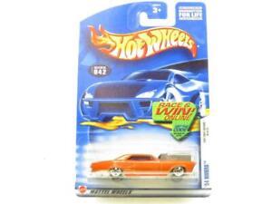 Hotwheels 64 Riviera 2002 Premier Éditions 30/42 52914 Long Carte 1 64 Echelle