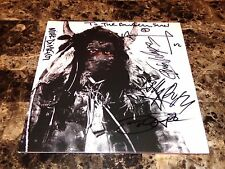 The Cult Signed Choice Of Weapon Limited Vinyl Ian Astbury Billy Duffy + Capsule