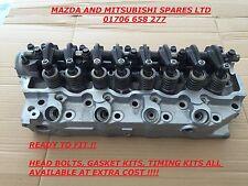 Mitsubishi L200 Shogun Pajero Cylinder Head Complete reconditioned 4D56