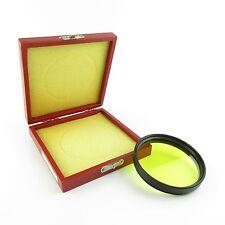 ORIGINALE per Pentacon Six-Filtro giallo chiaro m67/67mm/F BIOMETAR 120