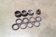 Harley Panhead/Shovelhead Wide Glide Damper Tube Valve Parts  (1949-Early '77)