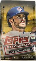 2017 Topps Series 1 Baseball Factory Sealed Hobby Box