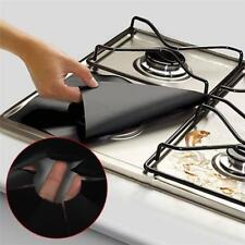 Gas Range Burner Reusable Protector Cover Liner Stove Top Cleaning Stovetop Pack