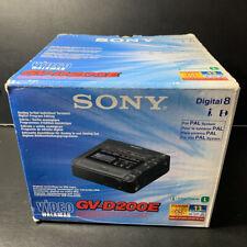 Sony Gv-D200E Digital 8 Hi8 Video Player Recorder Vcr Video Walkman