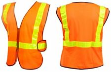 Sunlite Reflective Safety Vest ANSI Approved Cycling, Running, Construction