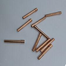 10 Stk Spannhülse 2,4 mm WIG-Spannzangen Schweißzange für WP-9 18 26 QQ150