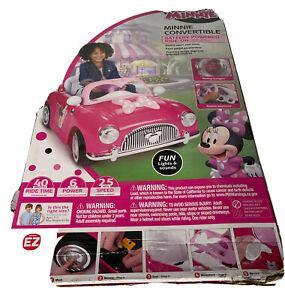 Huffy Disney Minnie Battery Powered Ride-On Car - 17096