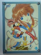 Angelic Layer TV Anime Series Part 1 3-DVD Collection Episodes 1-13
