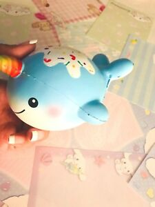 SPECIALS  Yummibear Uniwhale Squishy by Creamiicandy