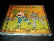 "RARE! CD ""EDDY MITCHELL raconte PIERRE & ET LE LOUP"""