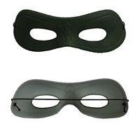 Green Arrow Costume Oliver Queen Cosplay Blinder Mask Halloween Eye Patch