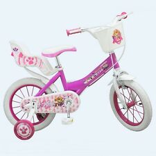 "Bike 14 "" Paw Patrol Disney girl kid bicycle 14 inch New Skye"