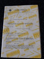 ABE / Gutachten Momo Lenkrad V35 C