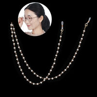 Metal Glasses Chain Eyeglass Lanyard Glasses Necklace Eye Wear Accessories