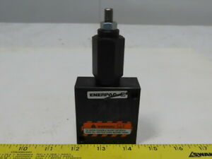 Enerpac WVP5 Hydraulic Sequencing Valve 5000 PSI SAE #4