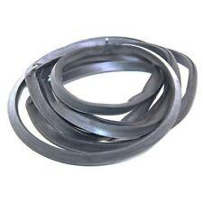 SMEG Genuine Oven Cooker Door Seal Rubber Gasket With Hooks Clips 754131050