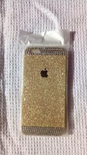 Iphone 6/6S Luxury Glitter Case Cover Sparkles Bling Skin New Sealed Gold Gel