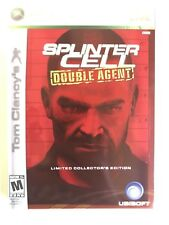 Splinter Cell: Double Agent Limited Collector's Edition Microsoft Xbox 360