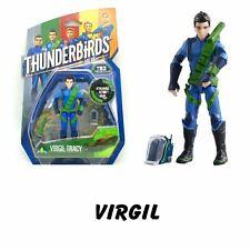 New Thunderbirds Virgil Tracy Figure Hero 9.5cm
