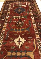 New listing An Awesome Antique Shahsavan Runner ,Collector Item