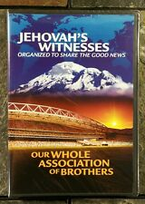Jehovah's Witnesses: Our Whole Association of Brothers & Share The Good News DVD
