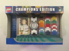 Lego Gear - 4950004 Soccer Football Watch Set 2006 Champions Edition Quartz NEW